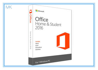 چین Windows Microsoft Office Professional 2016 Home & Student OEM Key Activation Online تامین کننده