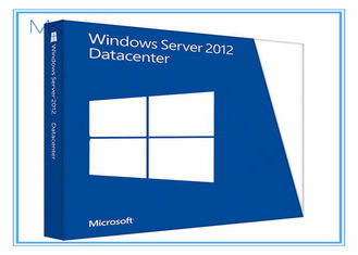 چین Microsoft Windows Server 2012 Versions R2 Datacenter  2 CPU - OEM English Lifetime using تامین کننده